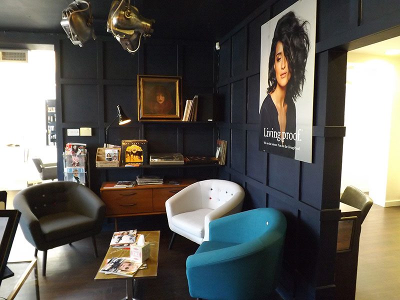 Bhp hairdressing salon in Guiseley, Leeds