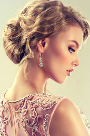 hairstyles for brides