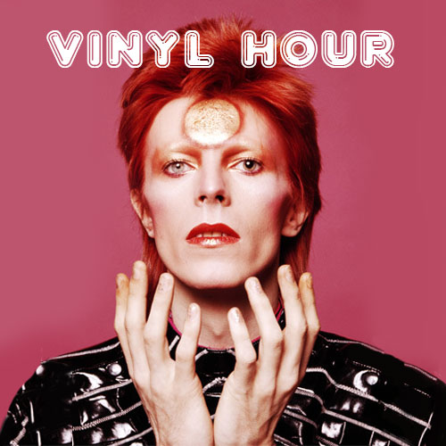 join us for vinyl hour
