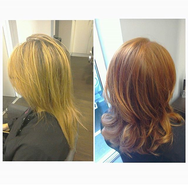 Colour looks much cleaner and richer amazing transformation we lovehellip