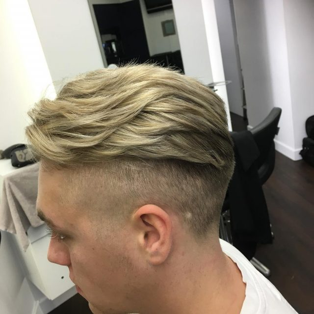 Cool tone color on a nice little haircut  nicehellip