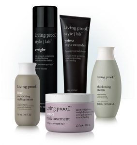 Living Proof hair products in leeds