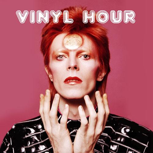 join us for vinyl hour