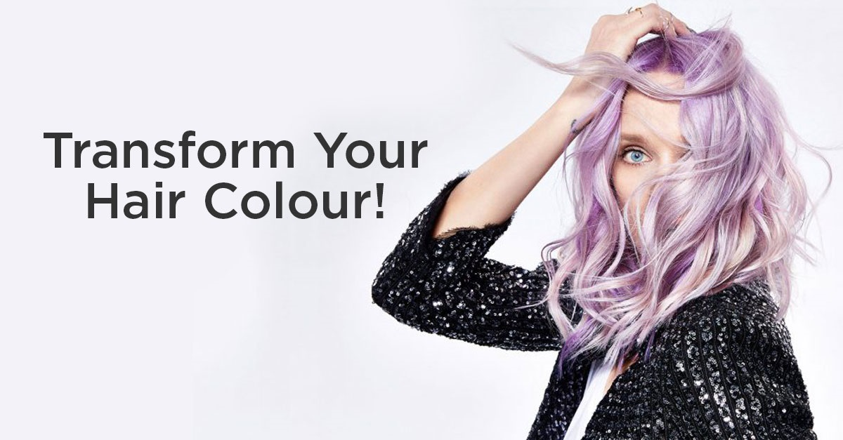 Head-Turning Hair Colour