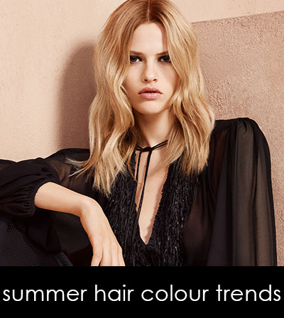 summer hair colour trends