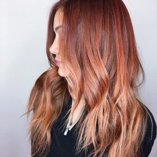 autumn & winter hair colours