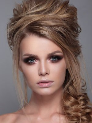 party hair ideas, BHP Hairdressing Salon, Guiseley, Leeds