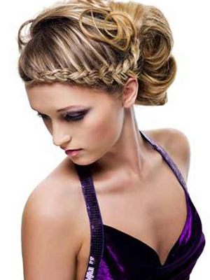 party hair ideas, BHP Hairdressing Salon, Guiseley, Leeds