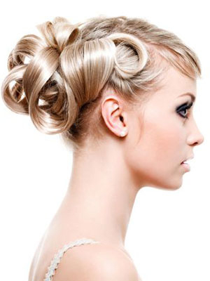 Wedding Hair Ideas at BHP Hairdressing Salon in Leeds
